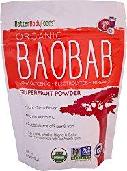 organic baobab